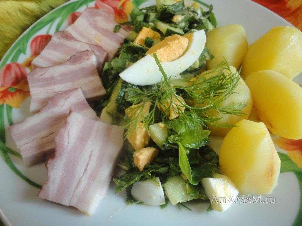 Рецепты быстрых обедов и ужинов с фото