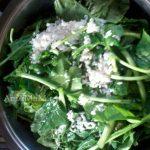 Блюда из шпината - рецепты