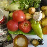 Что нужно для бриама - запекание овощей в духовке в томате