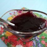 Черника – рецепты варенья и компота
