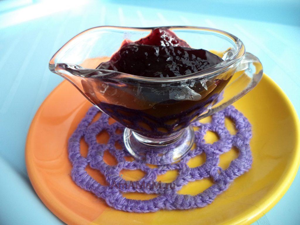 Рецепты заготовки черники с фото