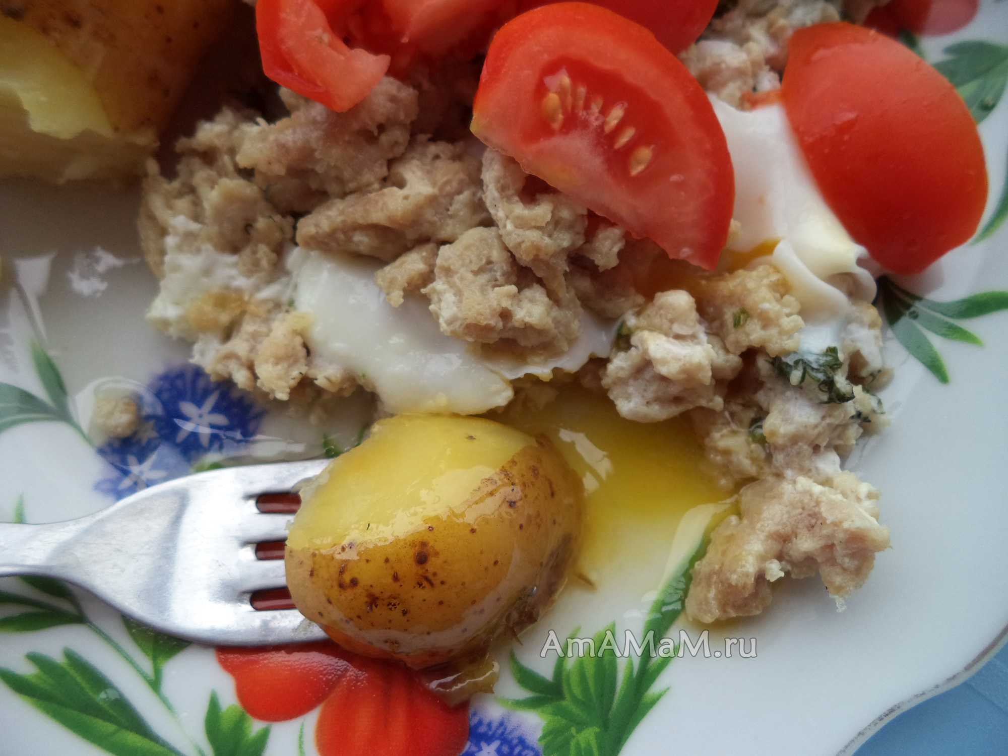 котлеты рецепты в духовке с яйцом