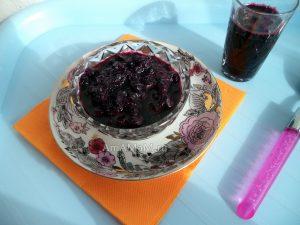 Голубика- рецепты консервирования
