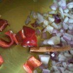 Приготовление ювеци (греческий гювеч с критараки)
