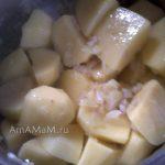Тушение картошки с луком - греческий рецепт папатес яхни