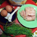 Что кладут в оладьи из фарша - фото и рецепт