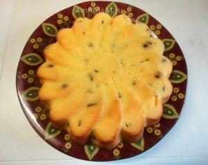 Рецепт пирога с кукурузной мукой - просто и вкусно