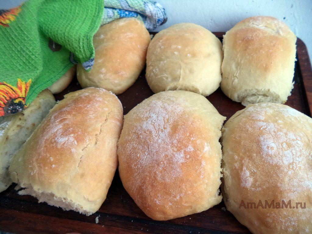 Пирожки с мясной начинкой (печень, рис, морковь и укроп)