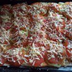 Пицца до выпечки - фото и рецепт