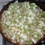 Рецепт кабачков с картошкой и сосисками