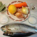 Состав и рецепт маринованной селедки по-голландски