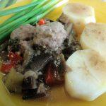 Рецепт тефтелек с баклажаном