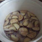 Как делать баклажаны в масле - рецепт на зиму