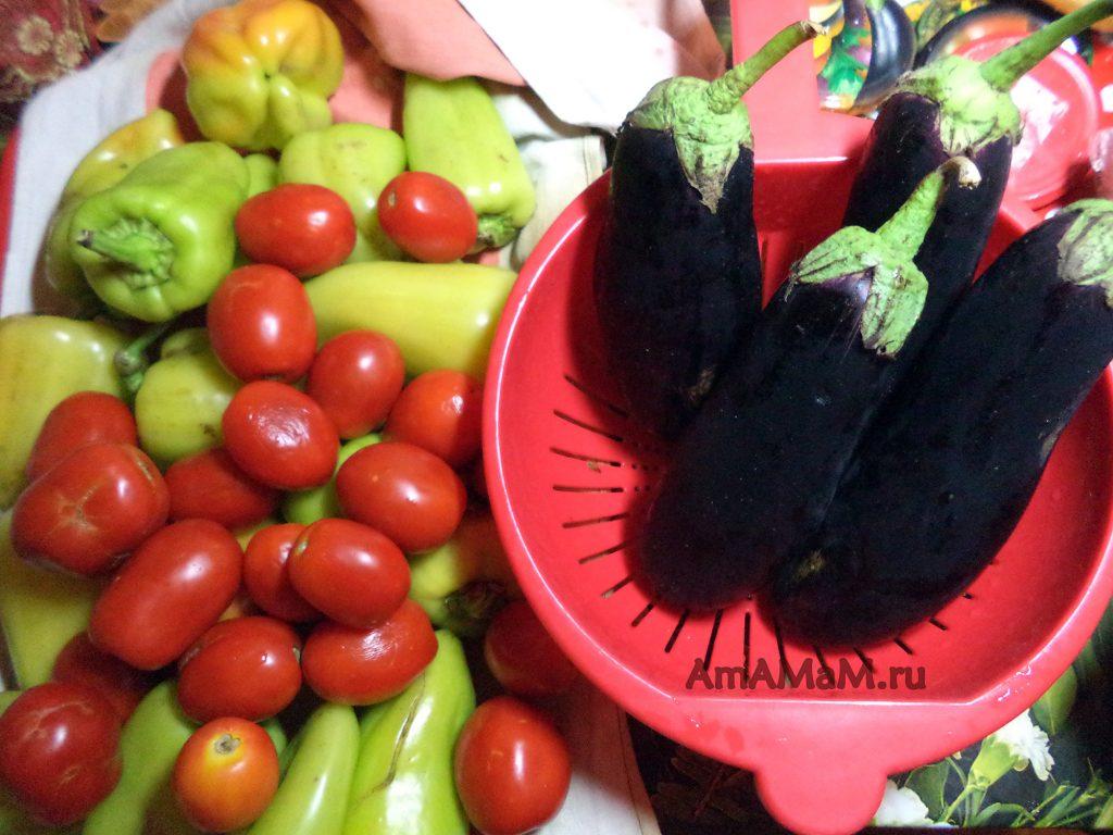 Овощи - консервирование