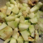 Яблочно-дынное варенье