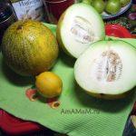 Варенье из дыни (джем) – с лимоном, яблоками, бананами и пряностями