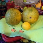 Лимон и дыни