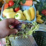 Как натереть баклажан на крупной терке - фот и рецепт запеканки