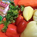 Рецепт запекания гювеча в духовке - ингредиенты