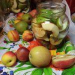 Рецепт компота из груш на зиму
