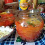 Салат из перца - итальянский рецепт