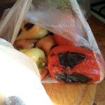 Фото и рецепт запекания перца в духовке