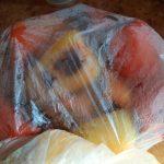 Сладкий перец - чистка