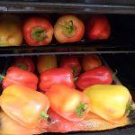 Как пекут перец в духовке - фото и рецепт