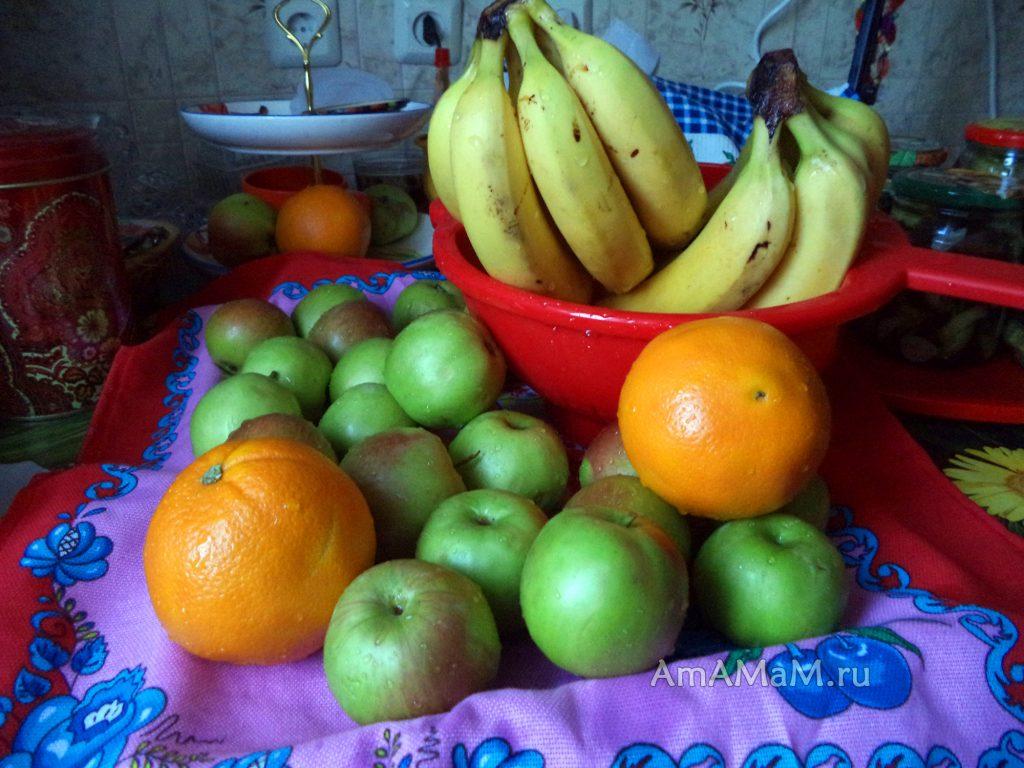 Варенье из бананов - что добавить
