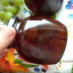 Варенье из винограда и джем (желе)