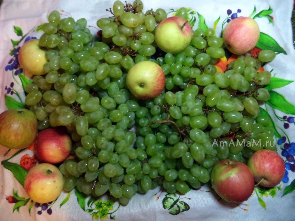 Как варят варенье из винограда - фото и рецепт