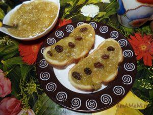 Приготовление десерта из яблок - рецепт с фото