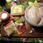 Состав продуктов для мясных чипсов