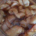 Мясо куриное в соевом маринаде с медом