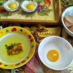 Как солят желтки (рецепт маринования в соли и сахаре)