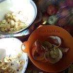 Как чистить яблоки для джема, варенья, мармелада или пюре