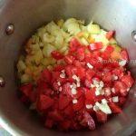 Приготовление вермишели в томате