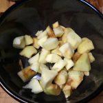 Яблоки для соуса