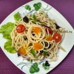 Маринованные желтки - фото и рецепт салата