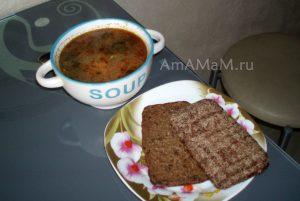 Харчо - рецепт супа