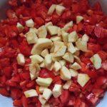 Как сделать томатный соус из неочищенных помидоров - рецепт