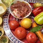 Что требуется для томатного супа на мясном бульоне