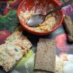 Как готовить сэндвичи с огурцом и морковью по-английски
