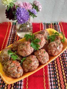 Рецепт котлет с помидорами и пошаговые фото