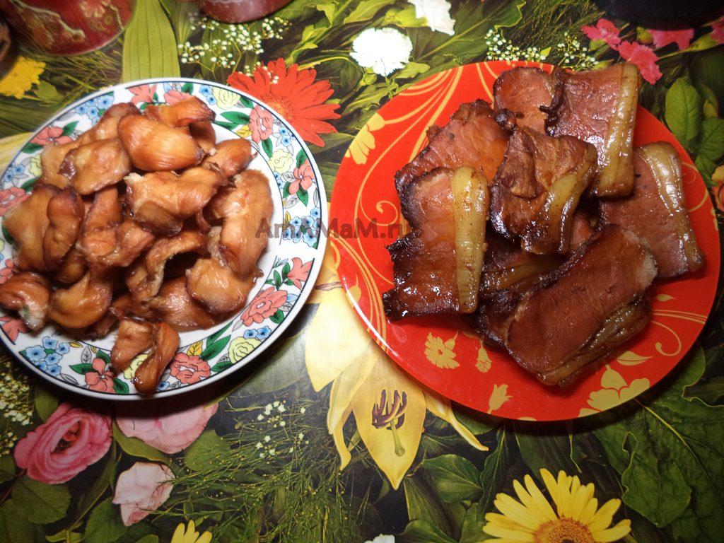 Чипсы Джоки - свинина и курятина