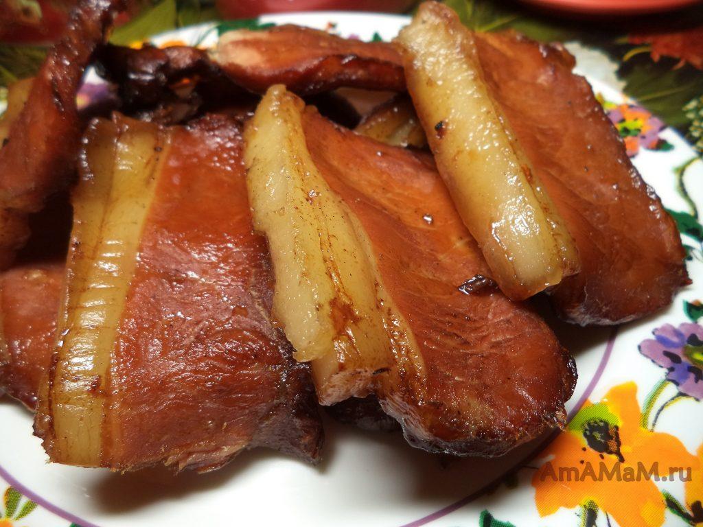Чипсы из свинины, сделанные своими руками