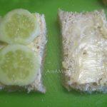 Как готовят сэндвичи с огурцами - чисто английский рецепт