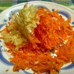 Овощи для начинки террина