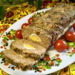 Террин – рецепты мясных рулетов (свинина, курица, фарш) с морковью и укропом