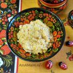 Пшенная каша с тыквой (простой рецепт)